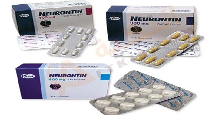 دواء نيورونتين Neurontin كبسولات مضادة للصرع ويمكنه السيطرة على تشنجات النوبات التي تنتج من الصرع وا Convenience Store Products Convenience Store Convenience