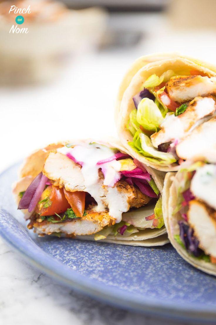 Syn Free chicken shawarma | Slimming World-15