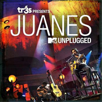 Así luce la portada del nuevo disco de Juanes MTV Unplugged.