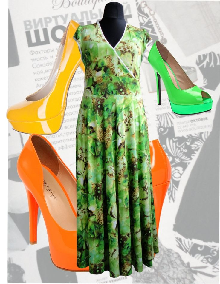 """36$ Платье в пол для полных женщин """"Летняя зелень"""" Артикул 420, р50-64"""