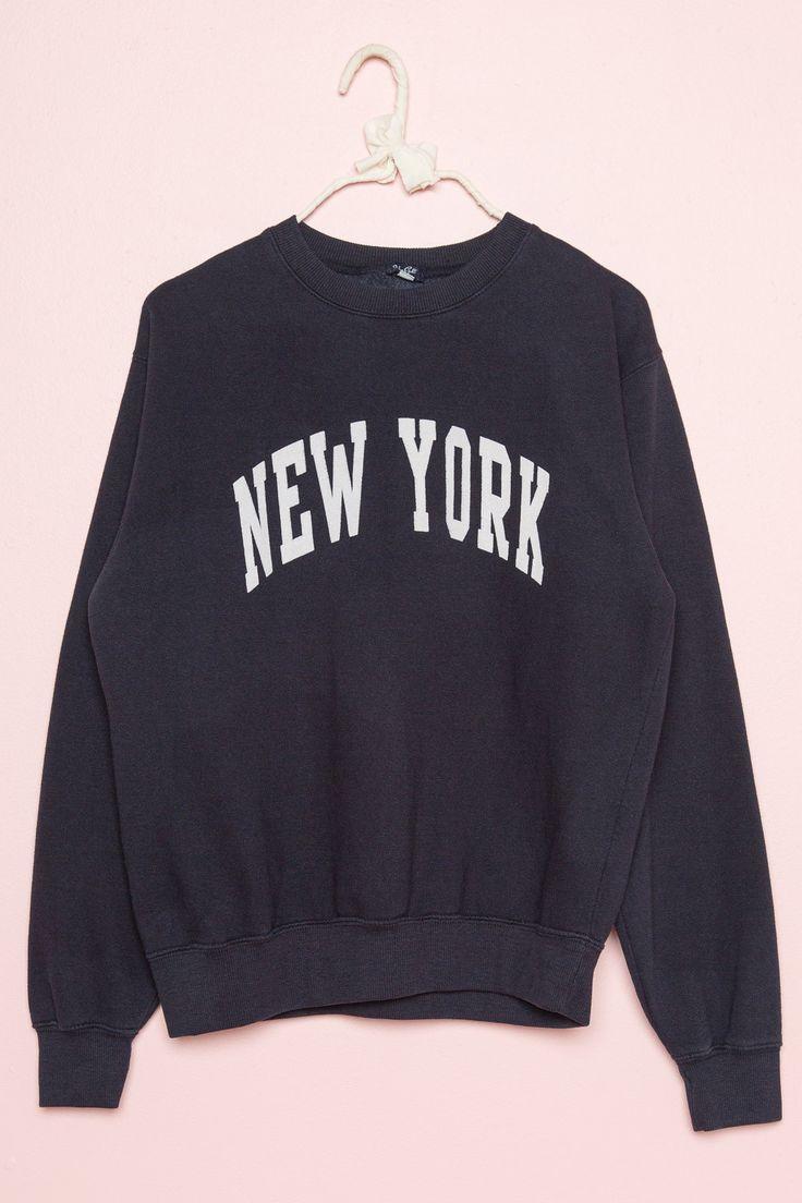 Erica New York Sweatshirt