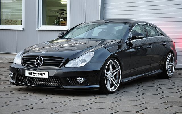 W219 Mercedes Benz CLS Prior Design PD600 Aero Kit | Flickr - Photo Sharing!