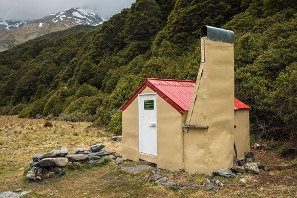 South Huxley Biv, Canterbury, New Zealand. Photo: Rob Brown