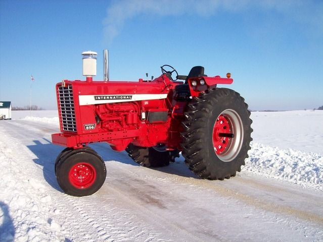 Ih 856 Tractor : Best images about international on pinterest john