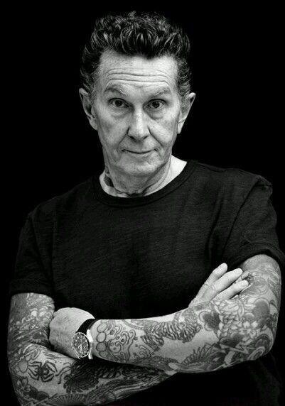 Don Ed Hardy, San Francisco Tattoo Legend.