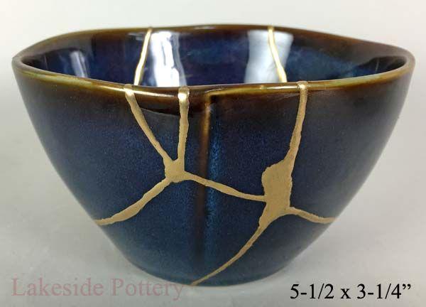 Kintsugi Art Examples Pottery Repair Using Gold Joinetry Kintsugi Art Kintsugi Pottery