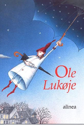 """""""Ole Lukøje"""" (Hans Christian Andersen) - about a little boy who is visited every night for a week by the Sandman."""