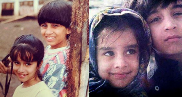 These 10 childhood pics of Shraddha Kapoor prove that she was always a rockstar #FansnStars