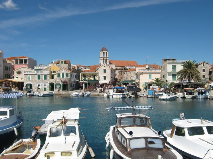 Vodice is known for its liveliness and a rich tourist offer.