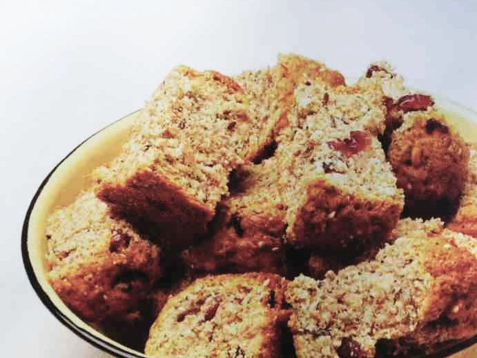 Seed & Nut Rusks pic