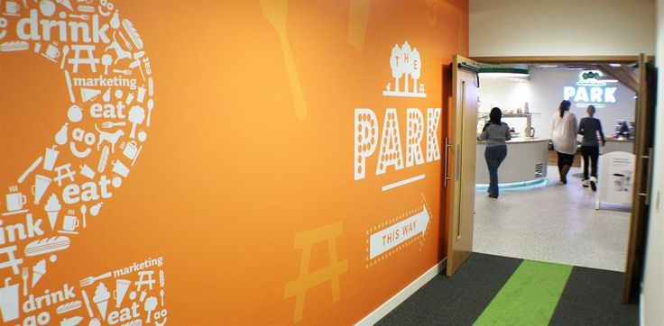 Office Graphics, Business & Office Wall Decals - The Image Group ...