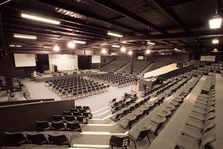 modern church auditoriums - Google Search