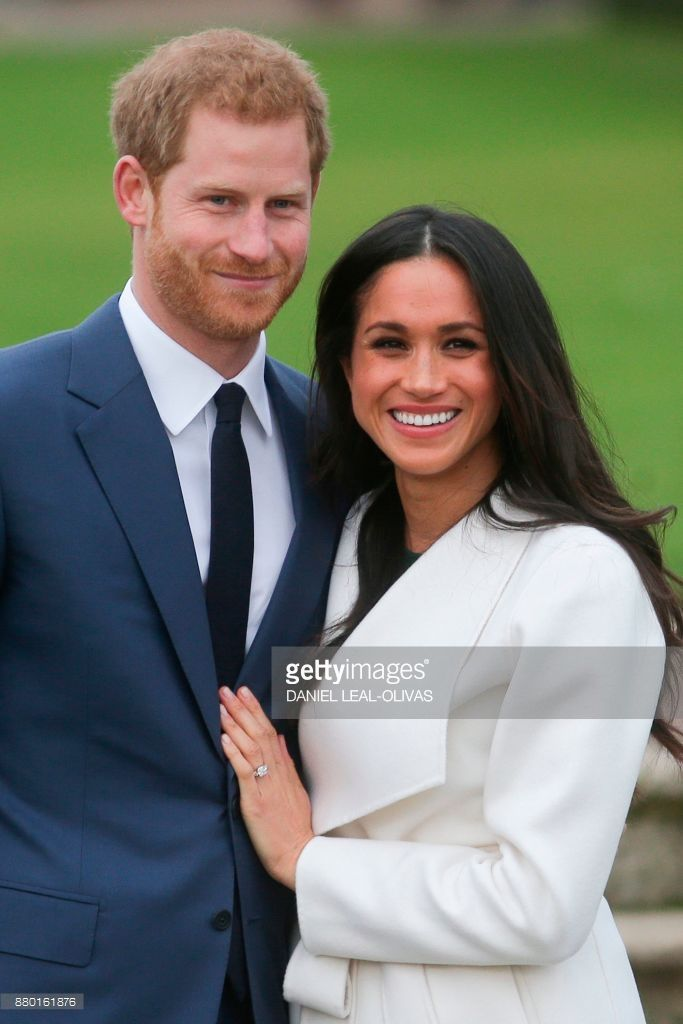 Announcement Of Prince Harrys Engagement To Meghan Markle Photos And Premium High Res Pictures Prince Harry Photos Prince Harry And Meghan Harry And Meghan