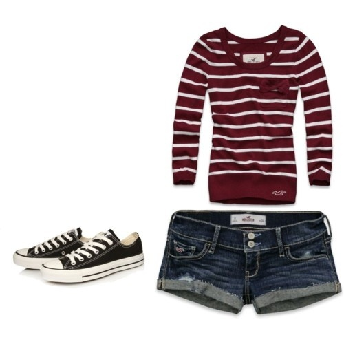 hollister, perfection!
