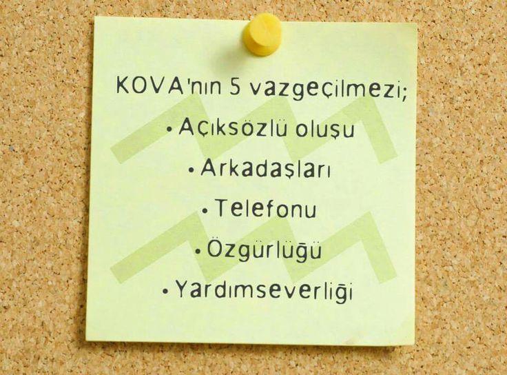 #kovaburcu