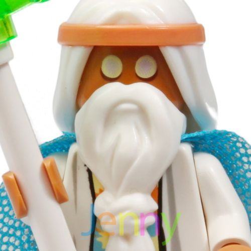 LEGO Movie Vitruvius Figure from Metal Beard's Sea Cow 70810 *NEW*