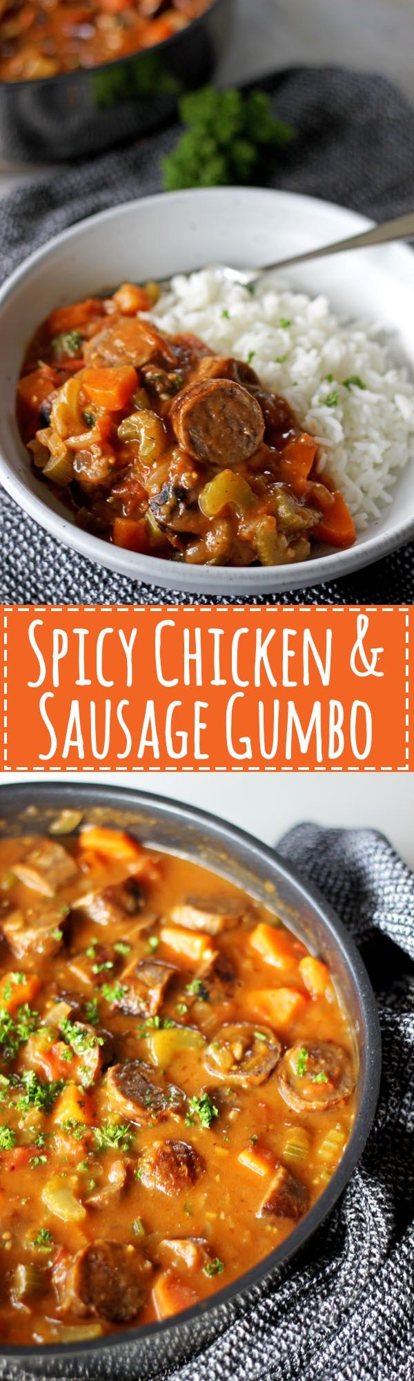 Inspired by my favourite New Orleans dish, this is my take on spicy chicken…