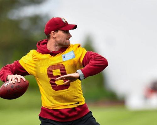 Nutrition Tips From Washington Redskins Quarterback Kirk Cousins