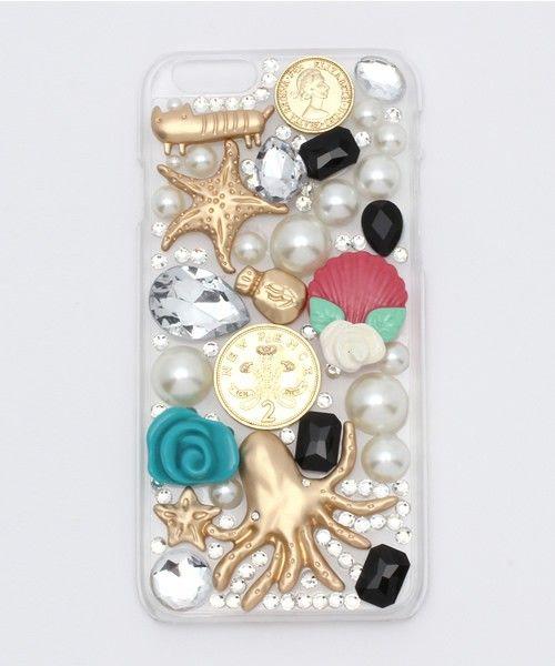 TSUMORI CHISATO(ツモリチサト)の財宝iPhoneケース(モバイルケース/カバー)|その他3