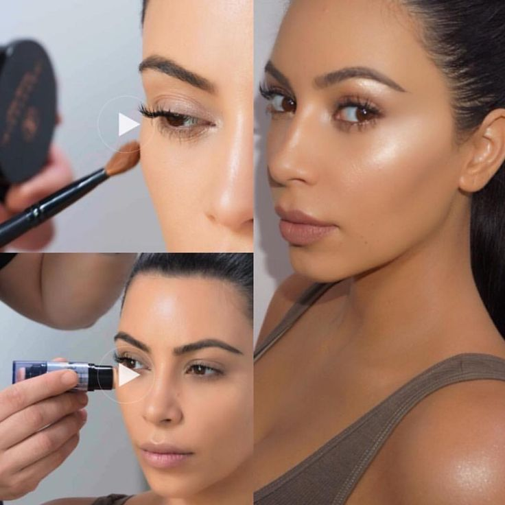 "Benefit Cosmetics US on Instagram: ""One of our all-time favorite looks by @makeupbymario on the gorgeous @kimkardashian!  Who else is dying for that watt's up strobe!? #benefit"""