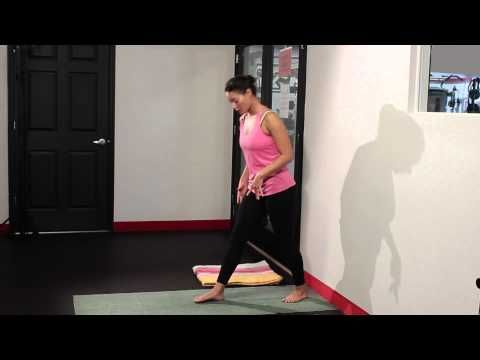 How to Stretch the Sartorius & Rectus Muscles : Stretching & Yoga for Health - YouTube