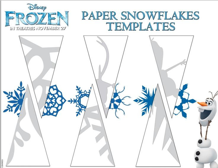 make snowflakes - page 2 of 2