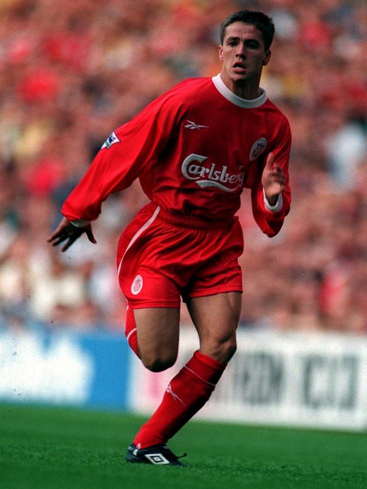 ~ Michael Owen of Liverpool FC ~