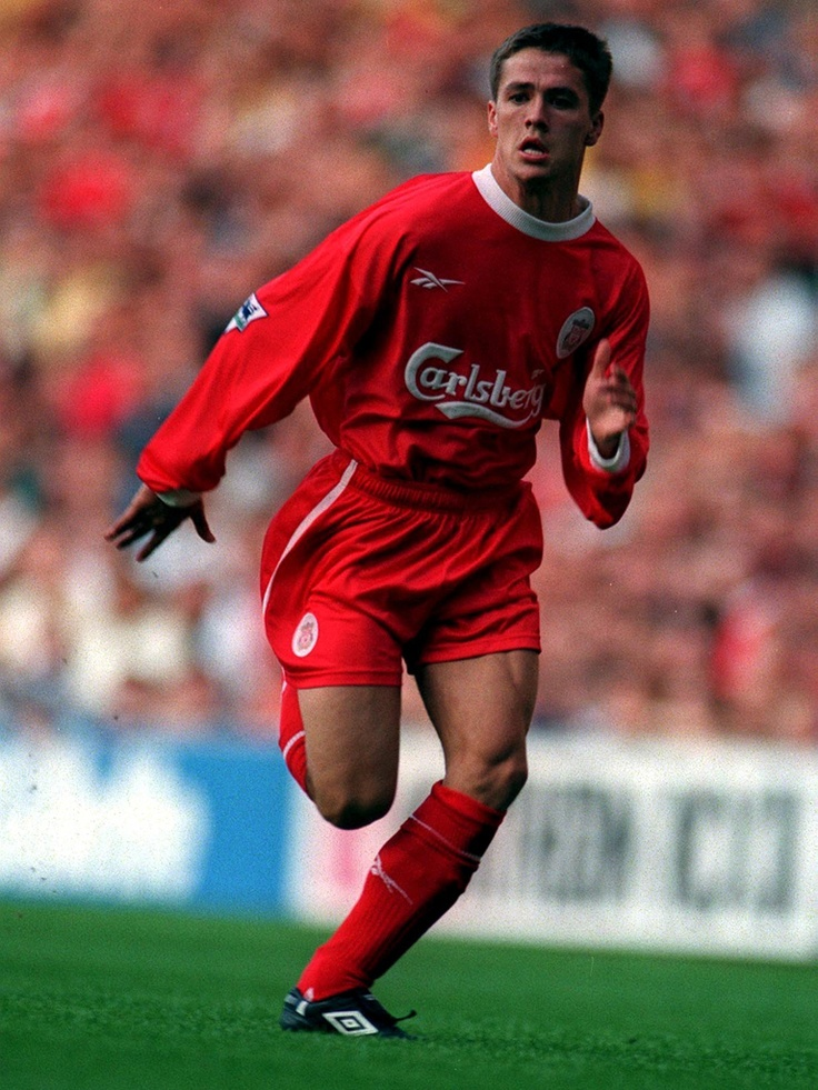 ~ Michael Owen of Liverpool FC ~