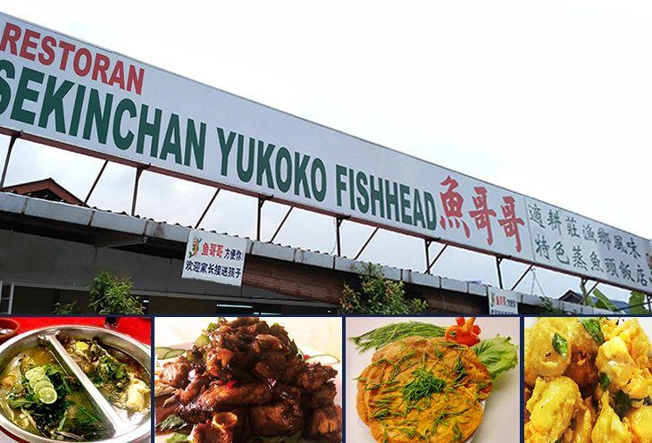 Famous Sekinchan Fried Shark Fish At Puchong