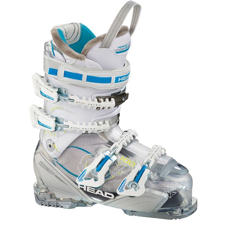 Head Adapt Edge 100 Ski Boots - Women's 2015
