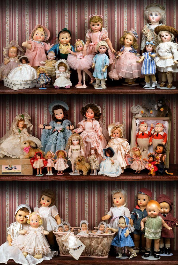 Avgusta's Bisque Dolls