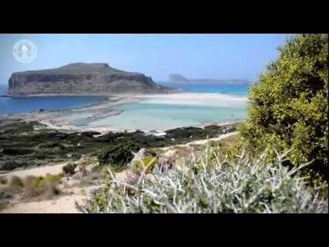 VISIT GREECE - Incredible Kissamos, Crete Island - YouTube