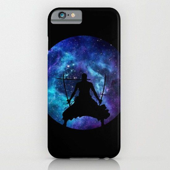 Zoro One Piece 8 iphone case, google Pixel case