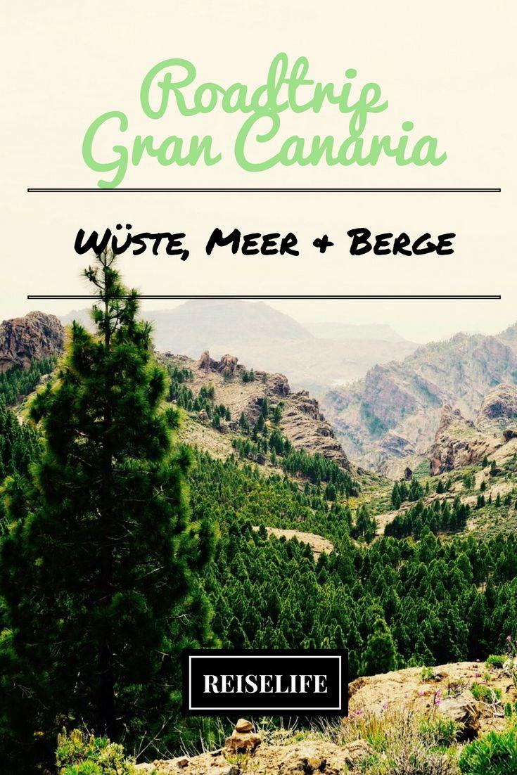 Selten ist eine Insel so abwechslungsreich. Eine Mietwagen-Rundreise durch Gran Canaria. Mit vielen Highlights am Wegesrand und spannenden Tagestripps.