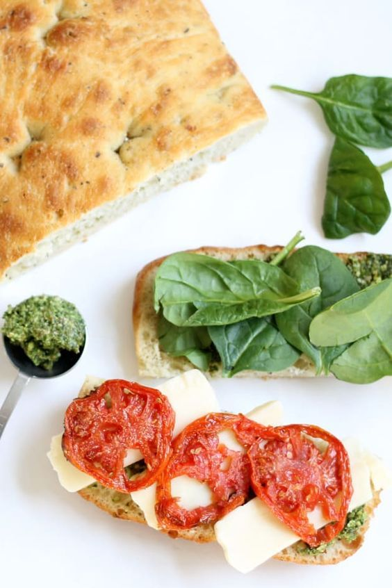 Roasted Tomato Mozzarella Panini is even better than the one you get at Starbucks. Homemade, easy, and made right in your own kitchen!