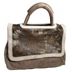 Made in Italy leather handbag for ladies