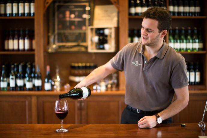 Keith Tulloch Wines - Pokolbin #HunterValley #wine #drink #eat #winetasting #cellardoor www.hunterhunter.com.au