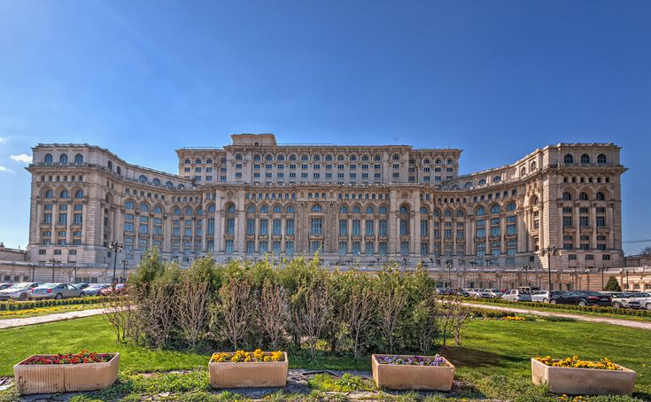 Palace of the Parliament in Bucharest - #Sumfinity HDR Photography