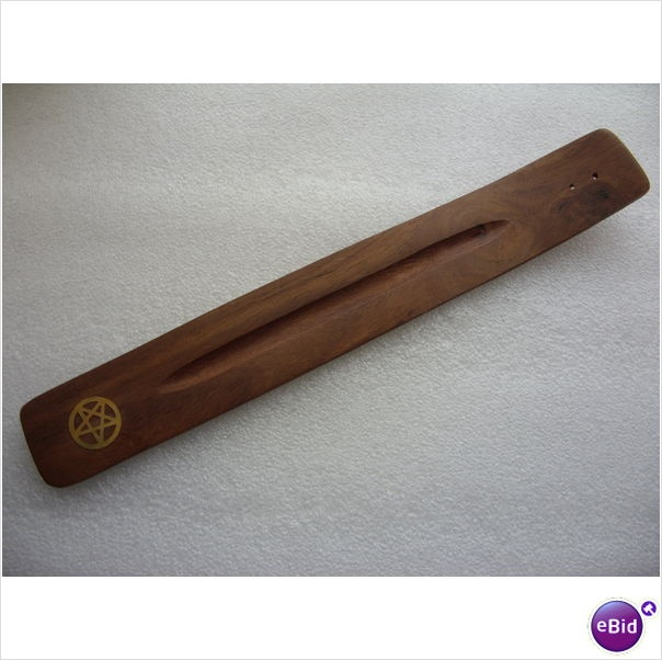 Pentacle Incense Stick/Joss Stick Holder/Burner/Ash Catcher Aromatherapy/Relax