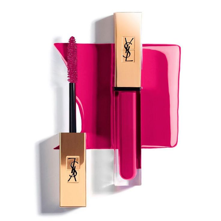 """6,861 Likes, 22 Comments - YSL Beauty Official (@yslbeauty) on Instagram: """"Forget about seeing life through rose tinted glasses – see the world through hot pink lashes with…"""""""