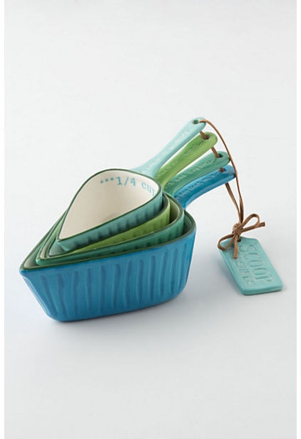 contemporary kitchen tools by Anthropologie
