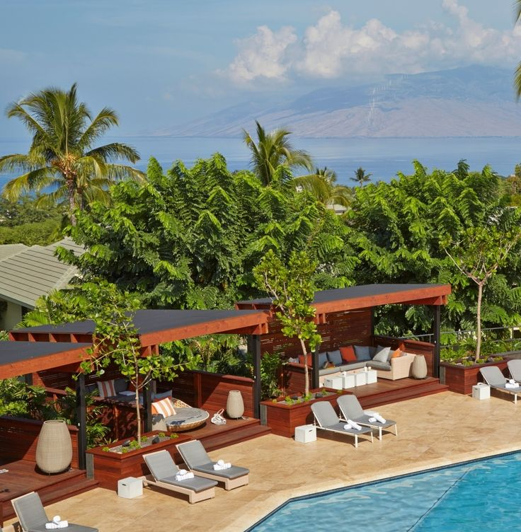 8 best must see hotel wailea images on pinterest for Best boutique hotels maui