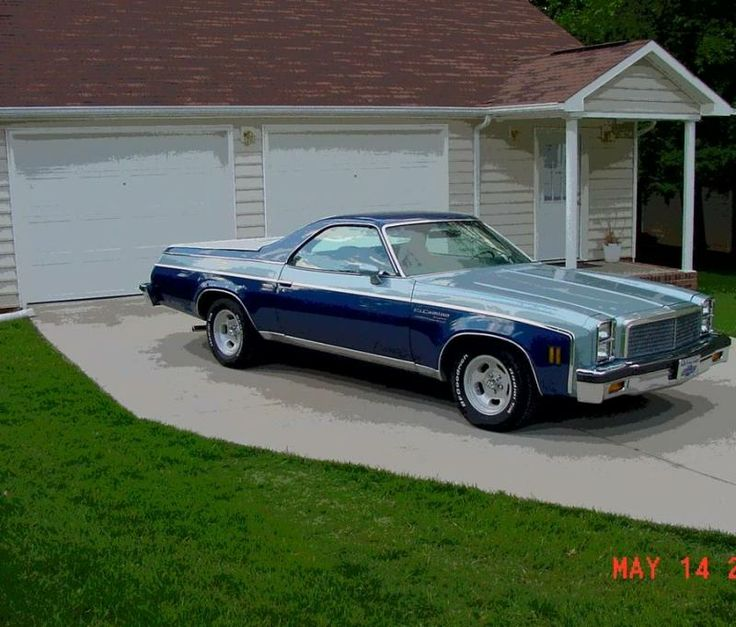 1976 El Camino Thread 1976 Chevrolet El Camino El