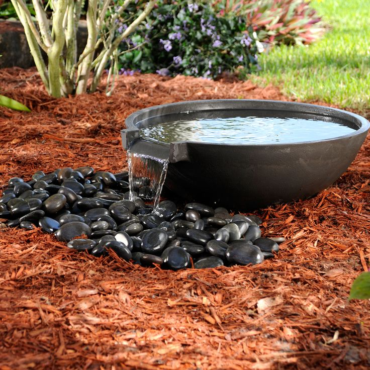 36 best images about container fountains and ponds on for Garden pond kit
