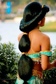 Princess Jasmine Cosplay #Cosplay #Costumes #disney