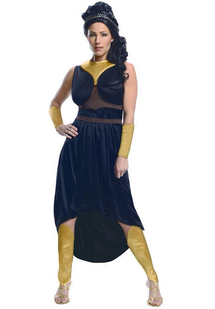 Queen Gorgo 300 Costume - Historical Costumes at Escapade