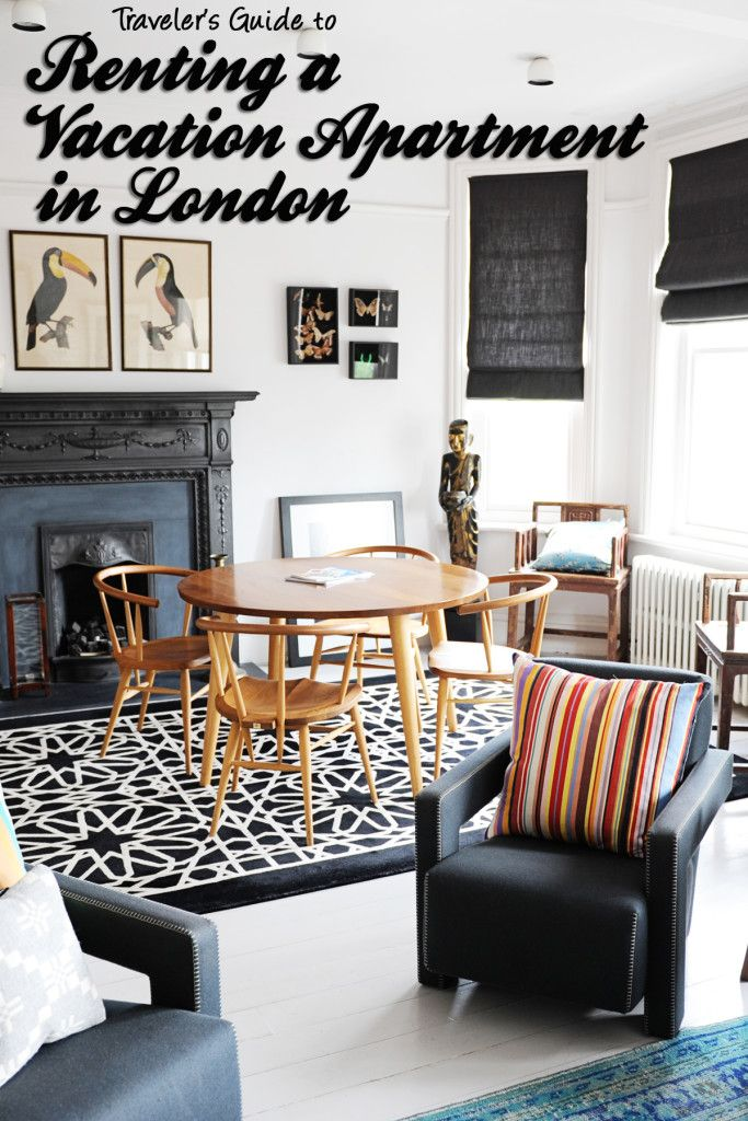 One Fine Stay : What it's like to rent a vacation apartment in London. A look inside our One Fine Stay apartment and everything you ever wanted to know about the process.