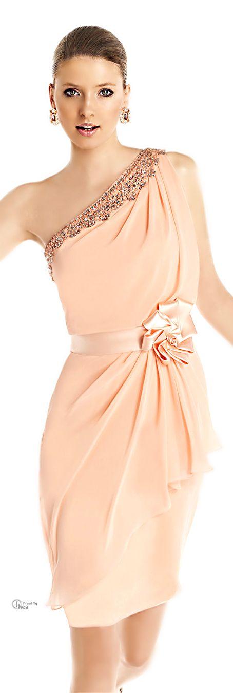 Lindo vestido rosa!