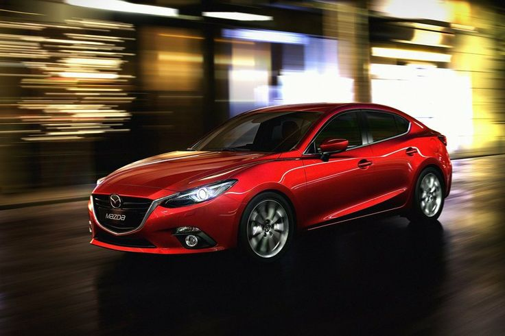 Mazda 3 Sportsedan 2.2 D