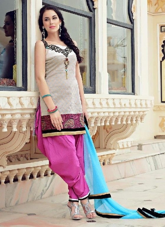 This is the image gallery of Pakistani Shalwar Kameez Collection 2014 for Girls. You are currently viewing Dhoti Style Salwar Suits 2014. All other images from this gallery are given below. Give your comments in comments section about this. Also share stylehoster.com with your friends.  #shalwarkameez, #pakistanisalwarkameez, #pakistanifashion, #pakistanclothing